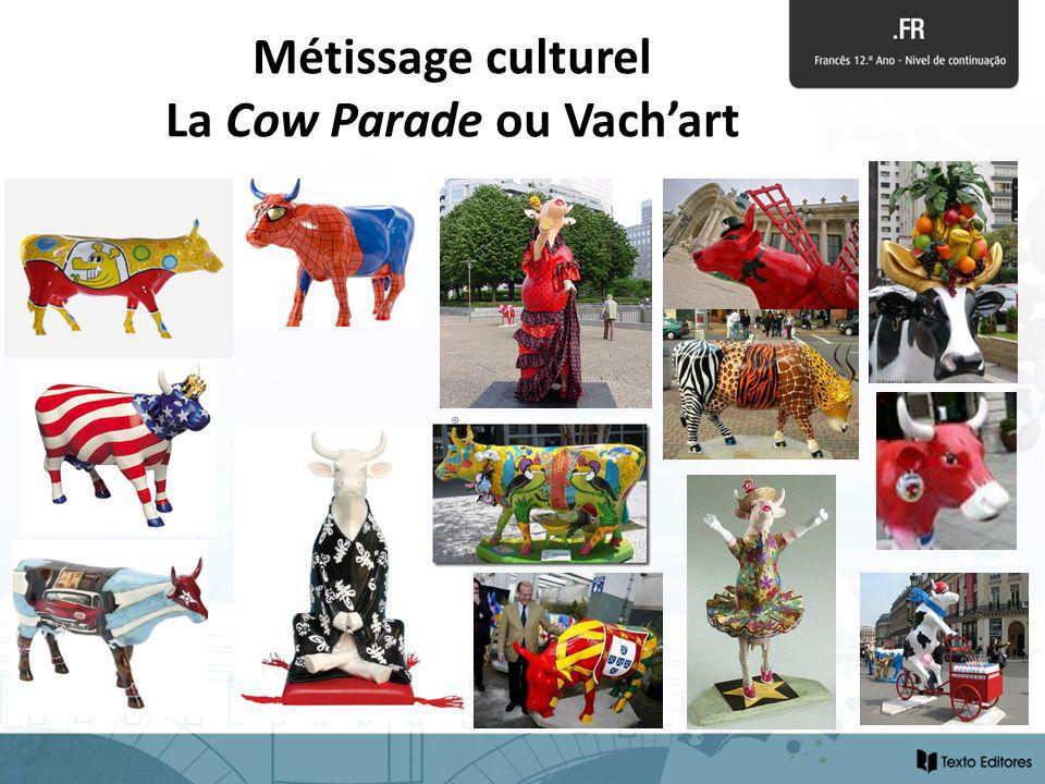 La Cow Parade ou Vach'art