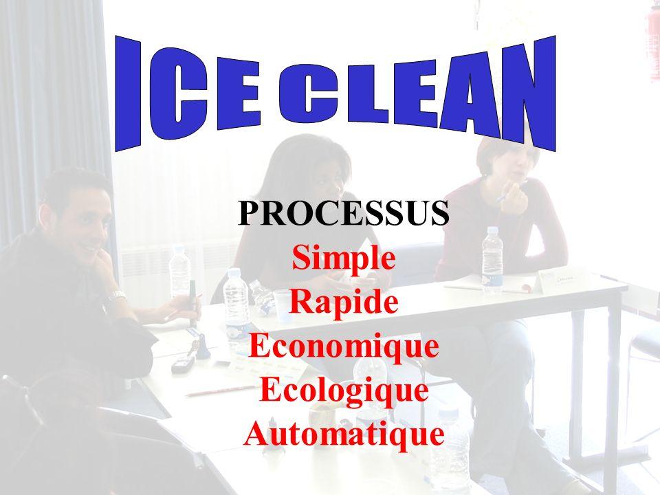 PROCESSUS Simple Rapide Economique Ecologique Automatique