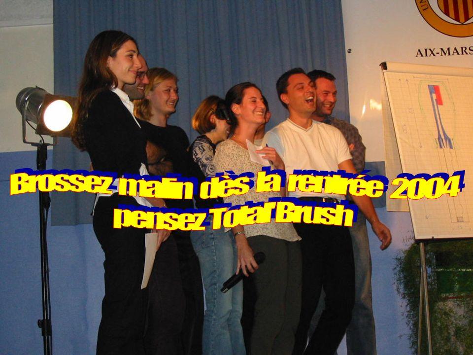 Brossez malin dès la rentrée 2004