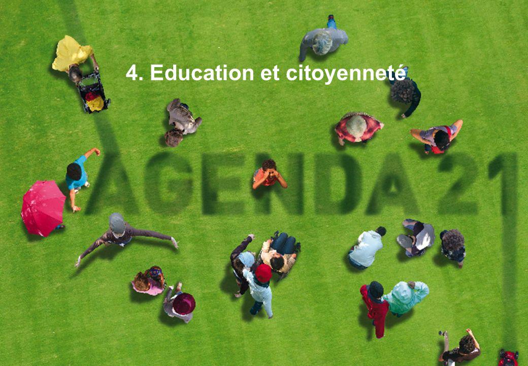 4. Education et citoyenneté