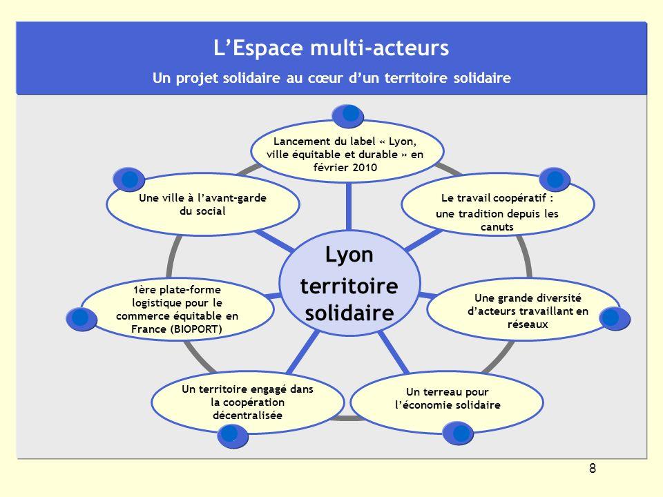 L'Espace multi-acteurs Lyon territoire solidaire