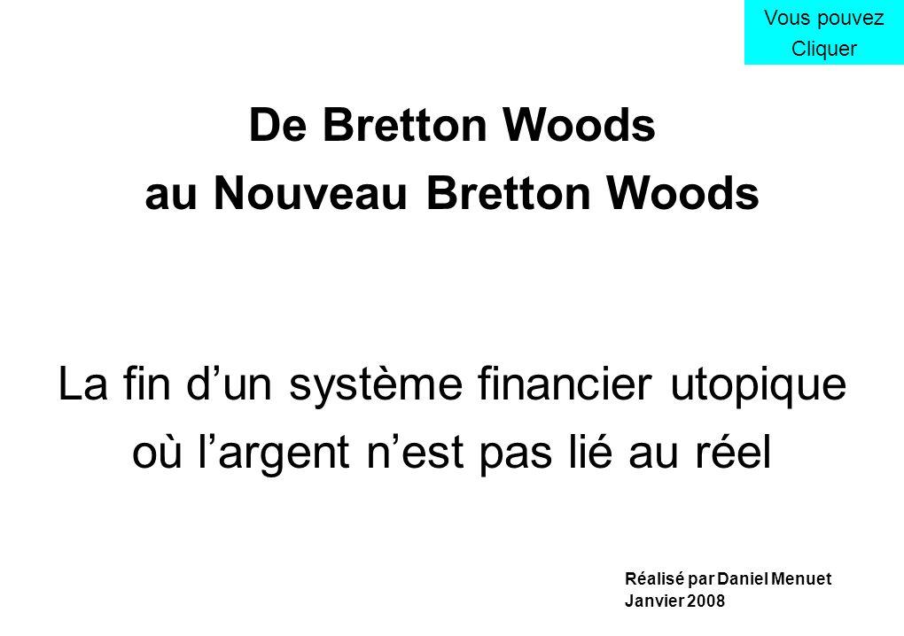au Nouveau Bretton Woods