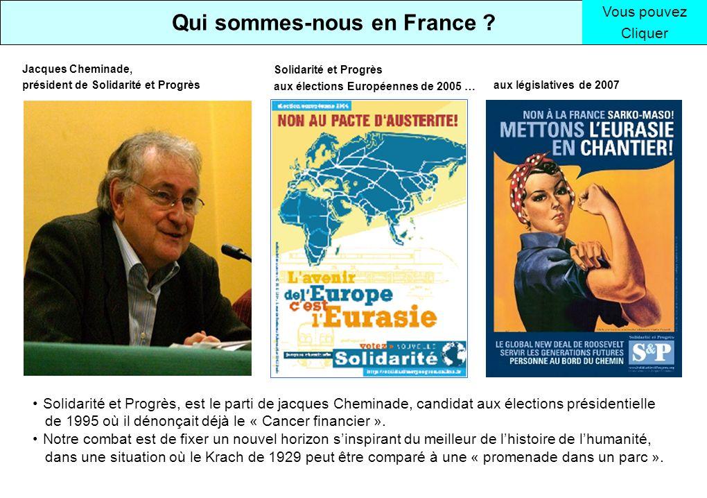 Qui sommes-nous en France