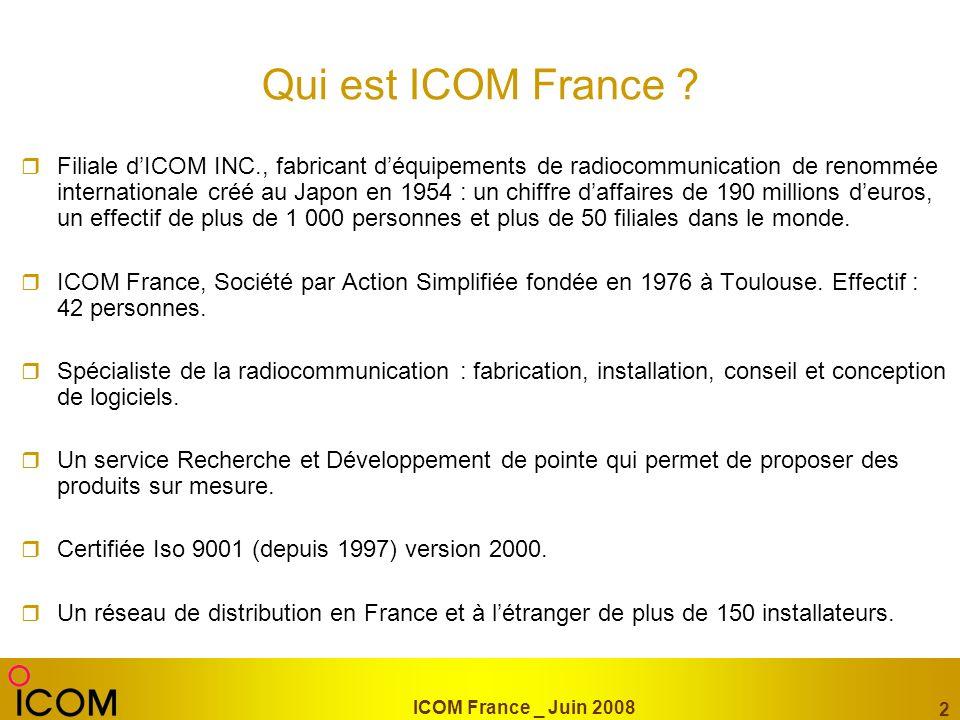 Qui est ICOM France