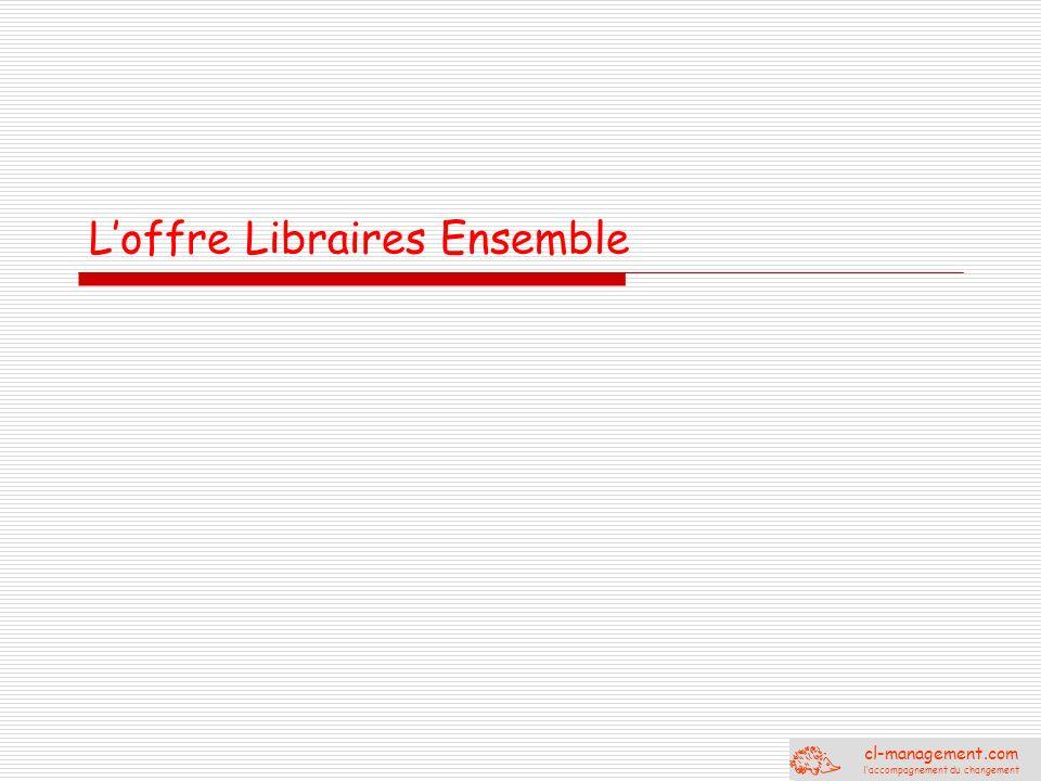 L'offre Libraires Ensemble