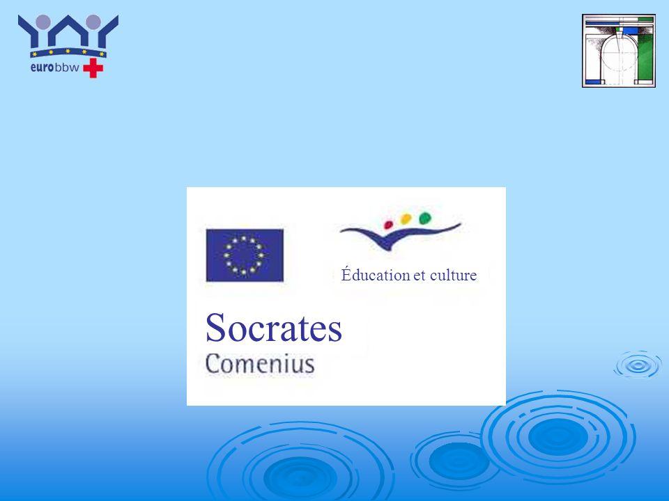 Éducation et culture Socrates