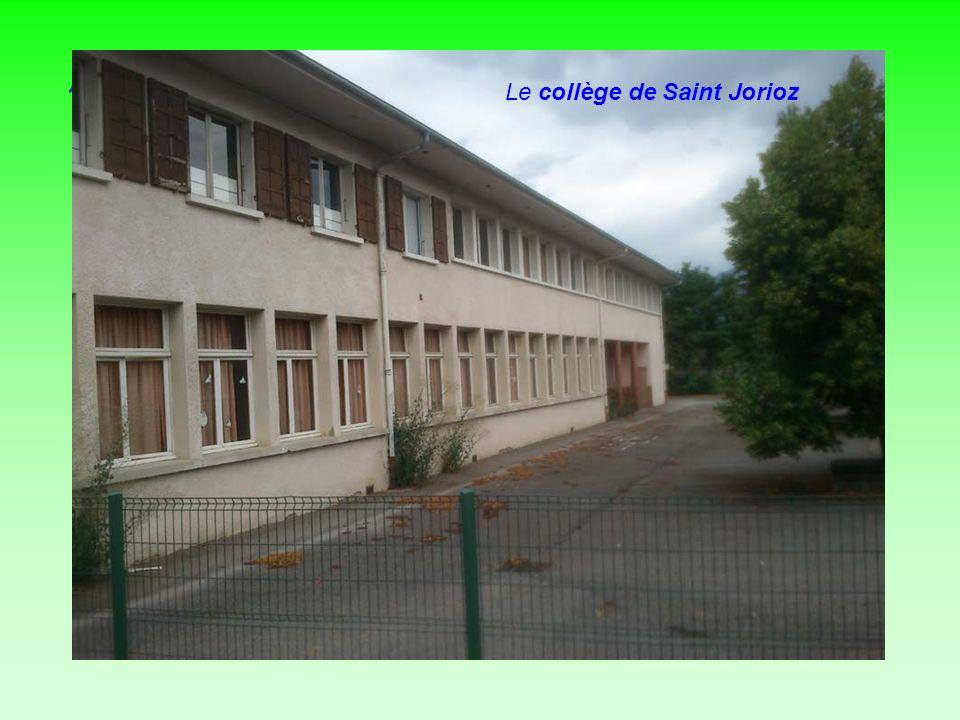 1966 Le collège de Saint Jorioz 1968 1967 1969