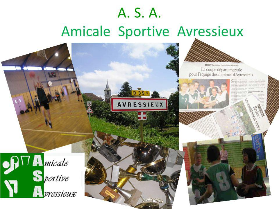 A. S. A. Amicale Sportive Avressieux