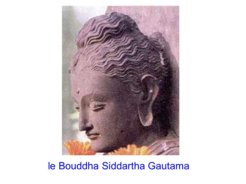 le Bouddha Siddartha Gautama