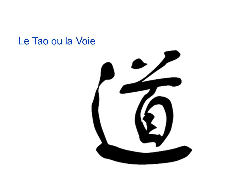 Le Tao ou la Voie