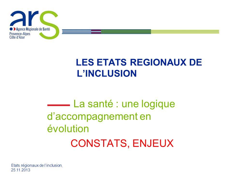 LES ETATS REGIONAUX DE L'INCLUSION