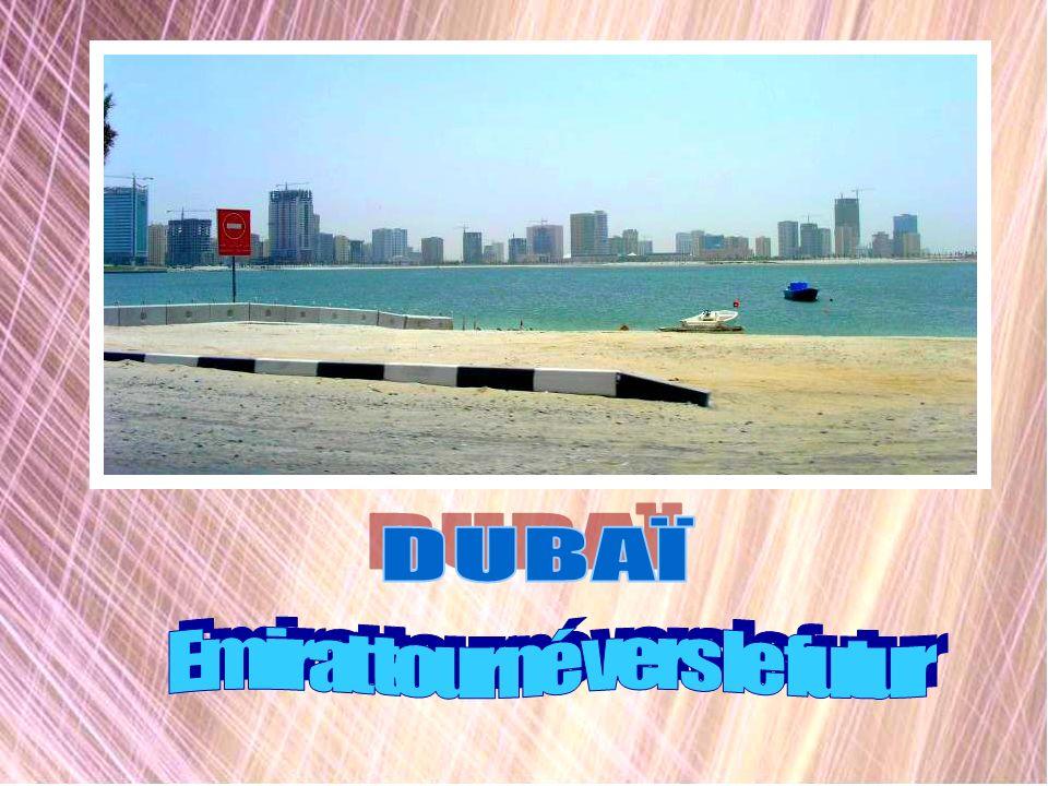Emirat tourné vers le futur