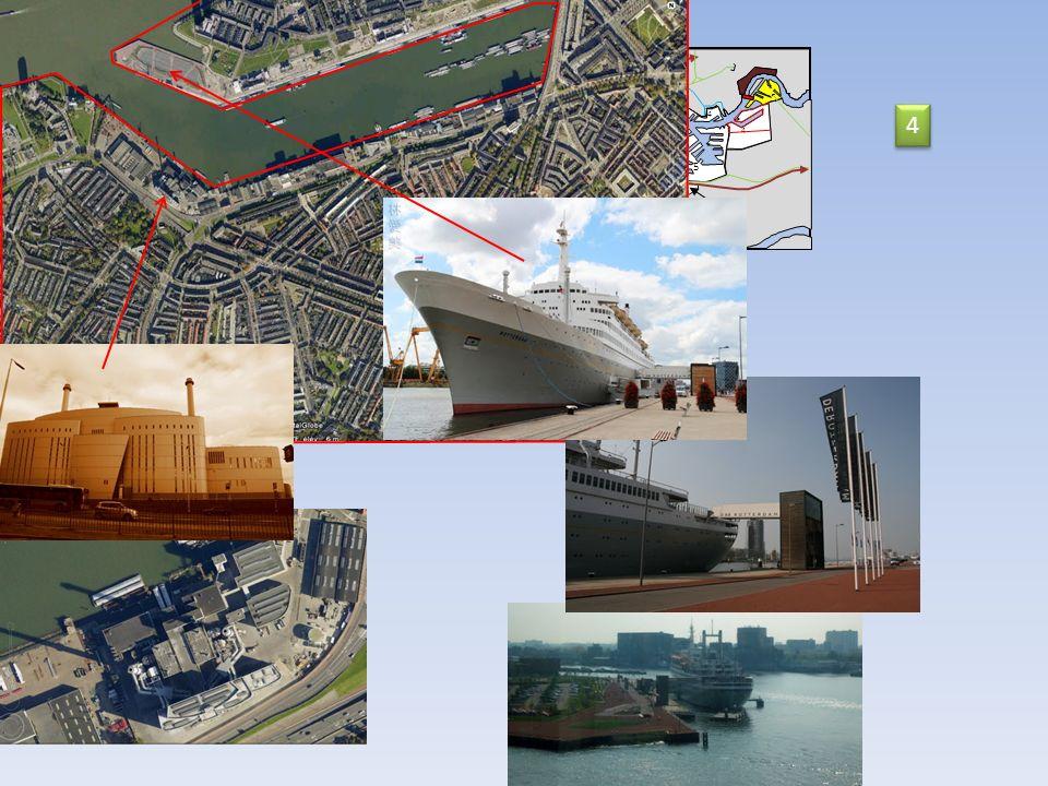 Nord 12 11 13 7 4 4 Mer du Nord 13 4 14 11 Nieuwe Waterweg 8 5 9 9 6 9 2 km 10