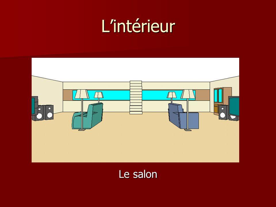 L'intérieur Le salon