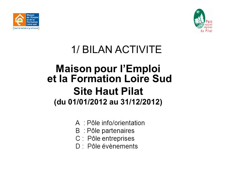 Maison pour l'Emploi et la Formation Loire Sud