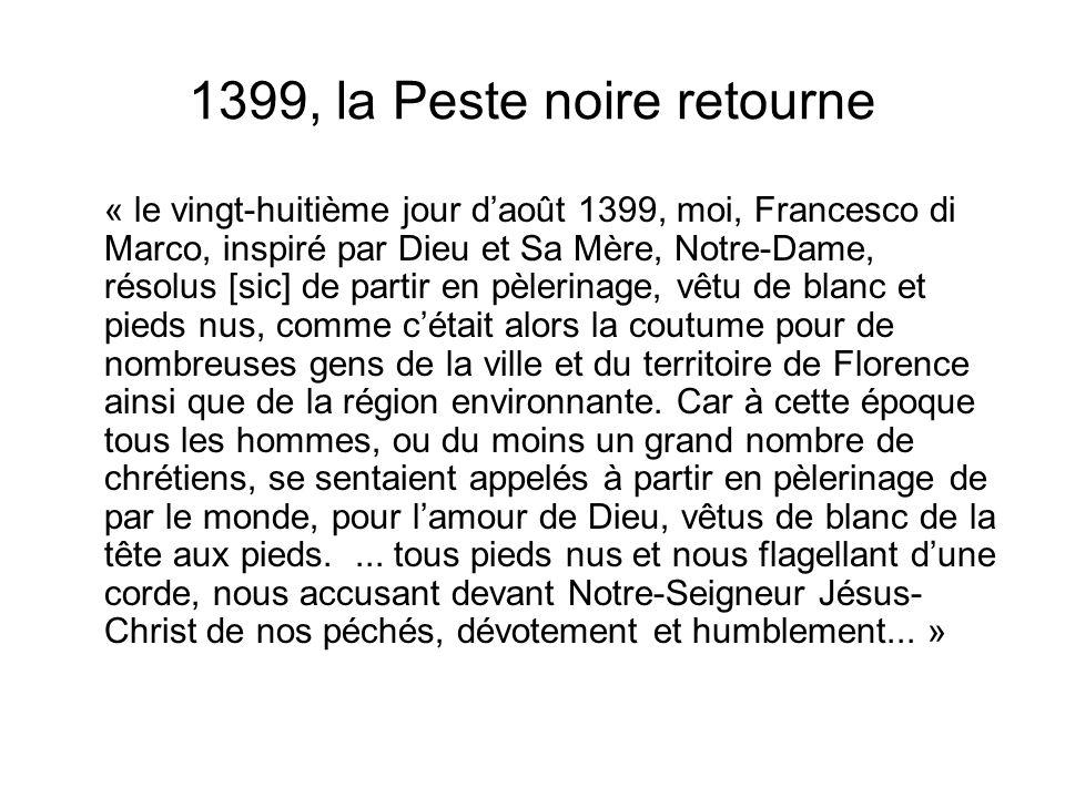 1399, la Peste noire retourne
