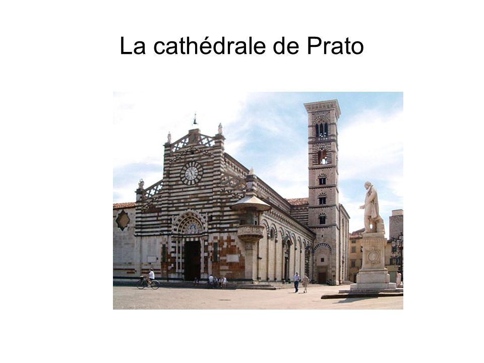 La cathédrale de Prato