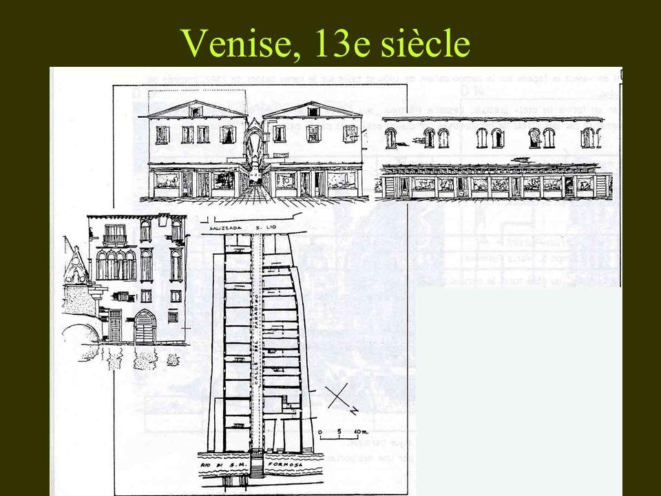 Venise, 13e siècle