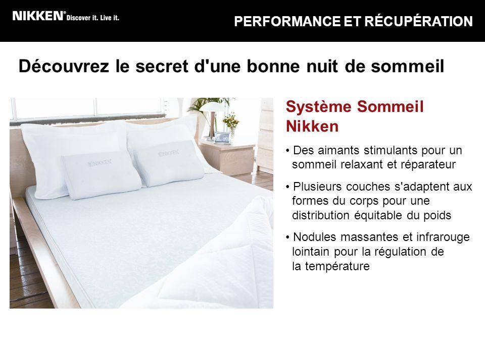 Découvrez le secret d une bonne nuit de sommeil