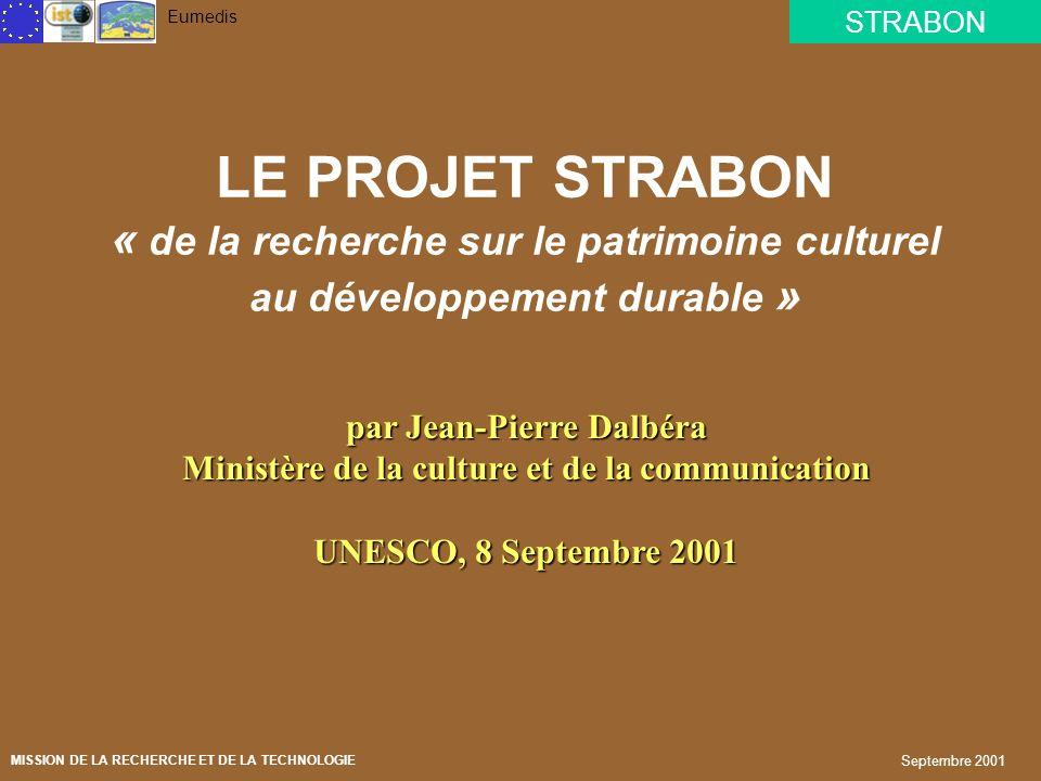 par Jean-Pierre Dalbéra Ministère de la culture et de la communication
