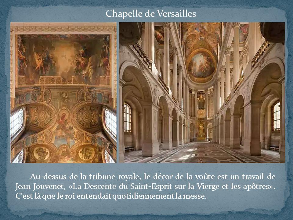 Chapelle de Versailles