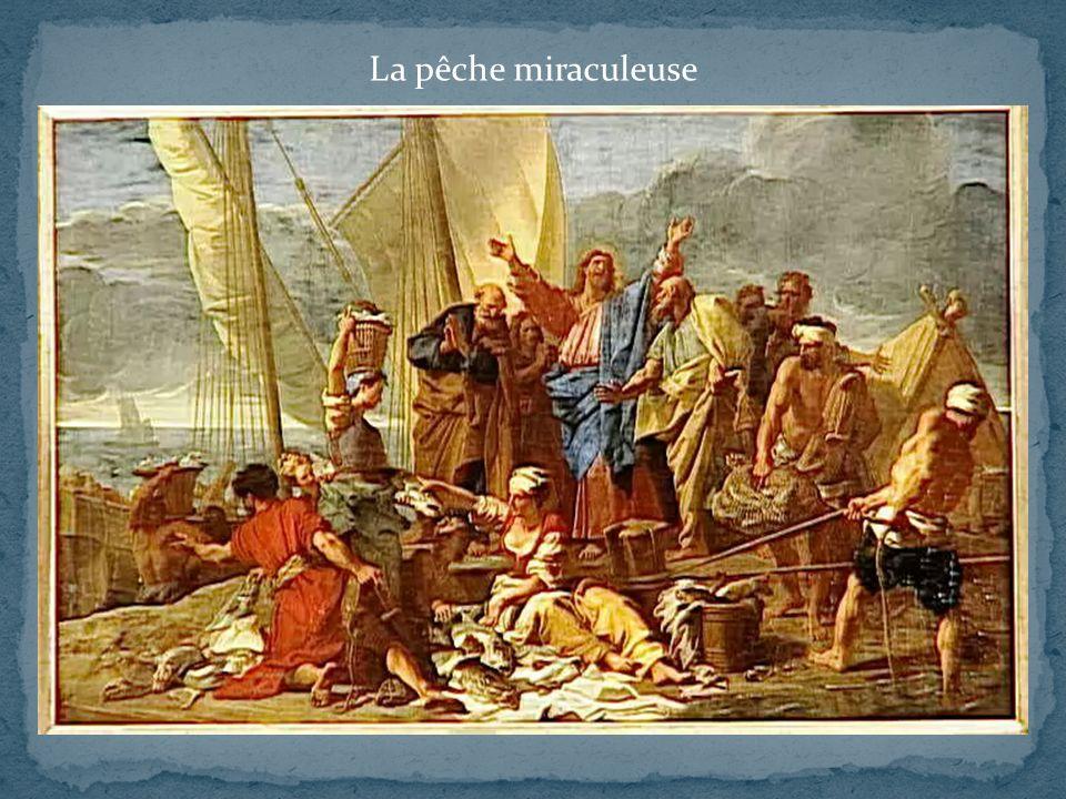 La pêche miraculeuse