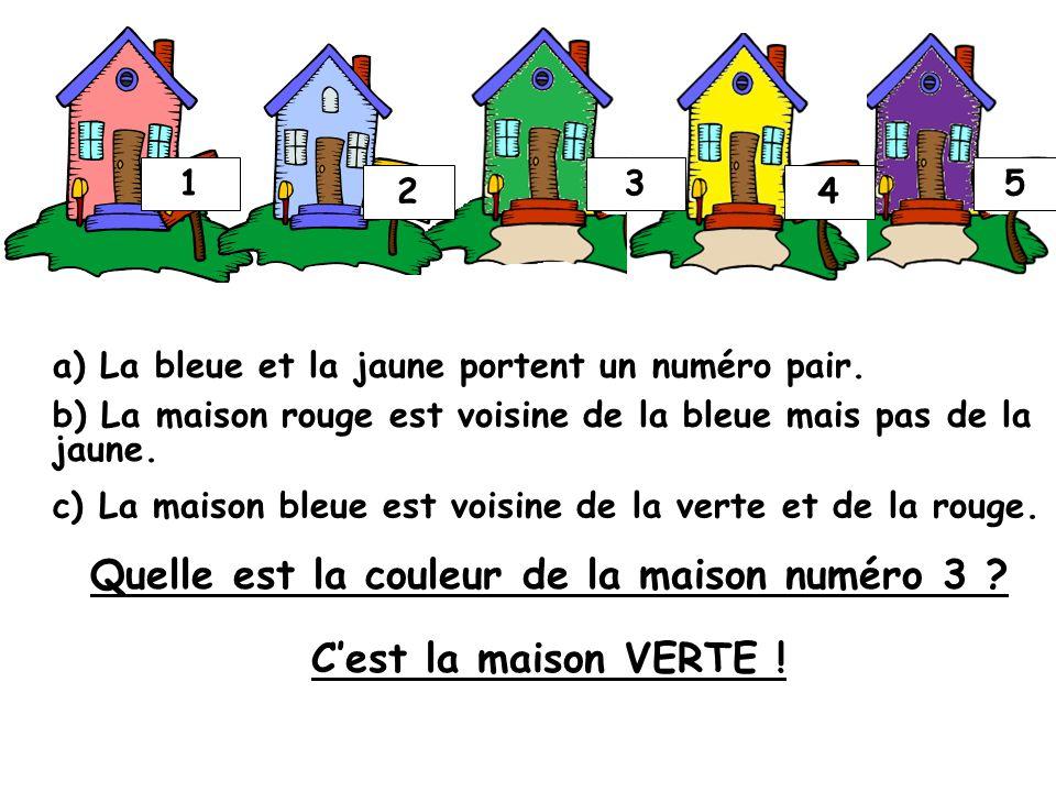Enigme 01 la rue des couleurs ppt video online t l charger - La maison des couleurs ...