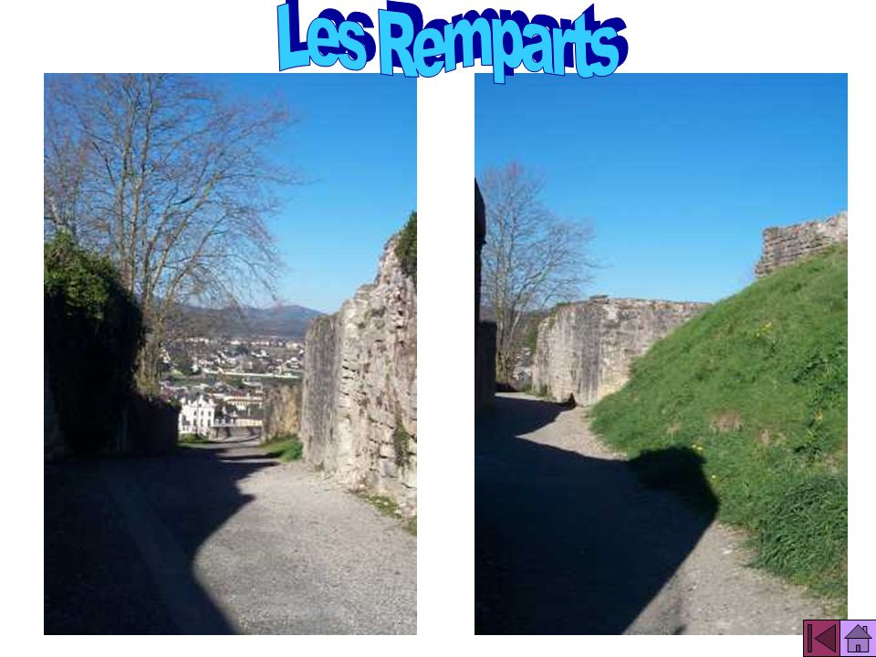 Les Remparts
