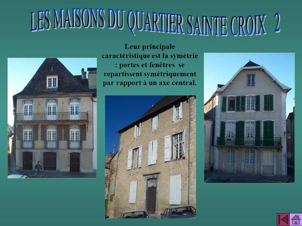 LES MAISONS DU QUARTIER SAINTE CROIX 2