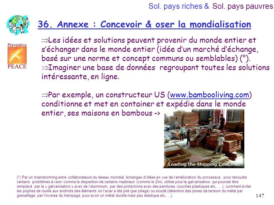 36. Annexe : Concevoir & oser la mondialisation