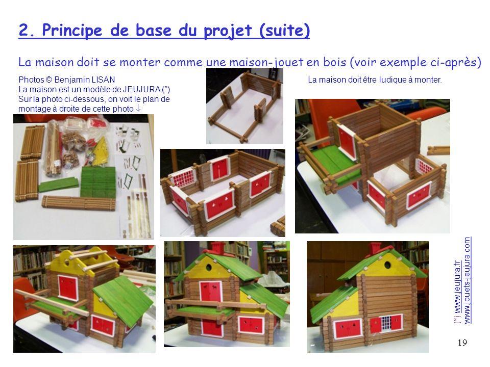 2. Principe de base du projet (suite)