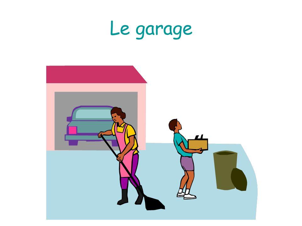Le garage c Bernard-Gutermann