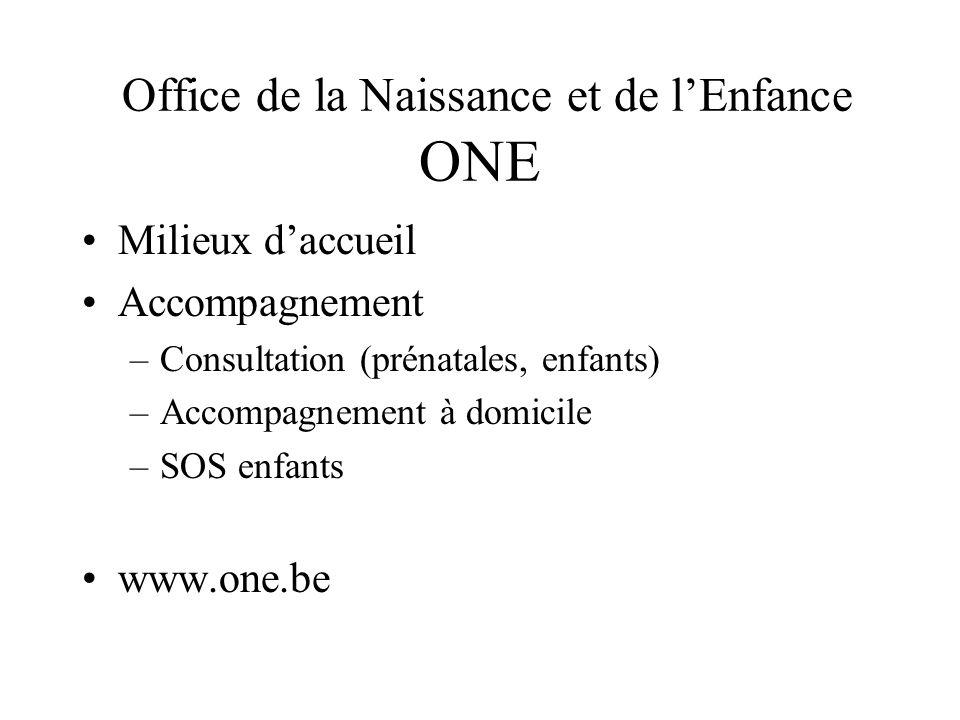 Office de la Naissance et de l'Enfance ONE