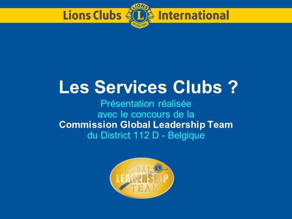 Les Services Clubs .
