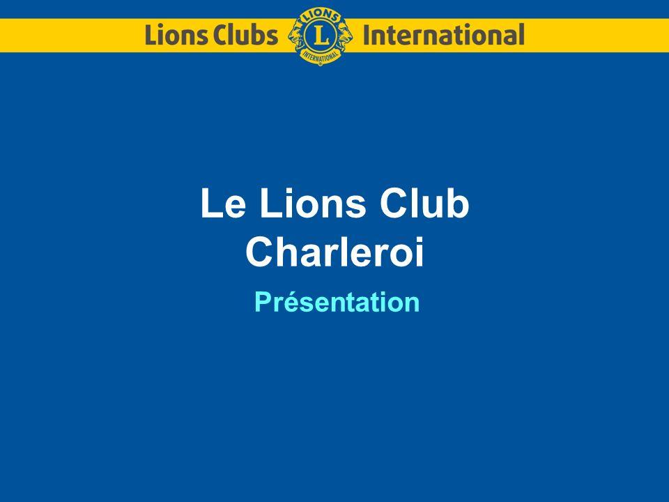 Le Lions Club Charleroi