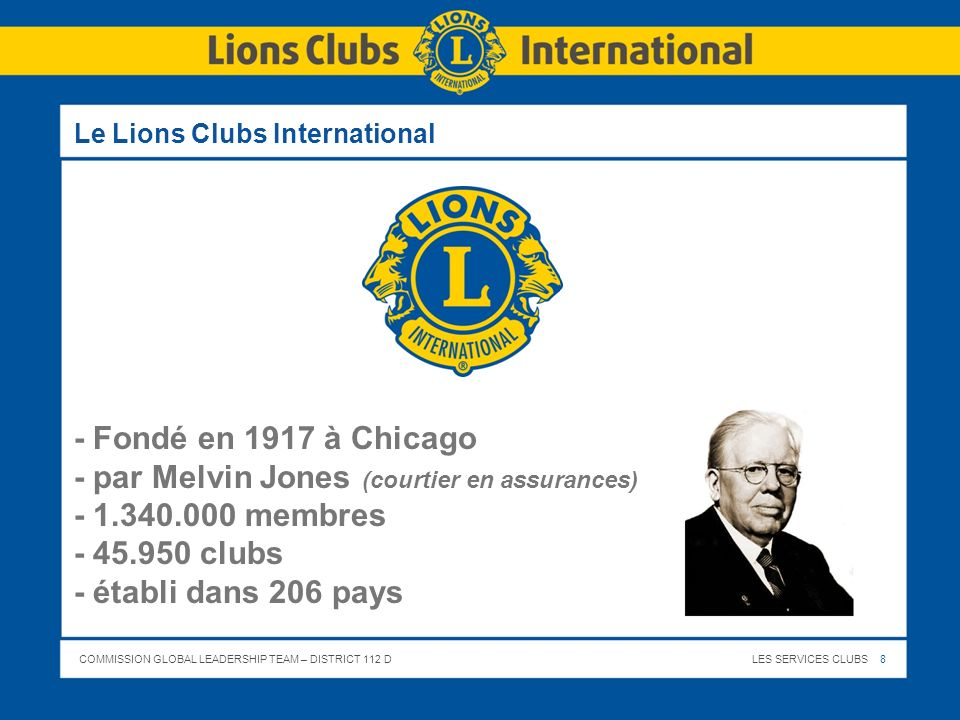 Le Lions Clubs International