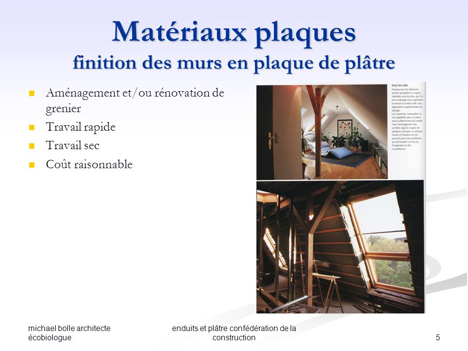 cloisons mobiliers int gr s parach vement ppt video online t l charger. Black Bedroom Furniture Sets. Home Design Ideas