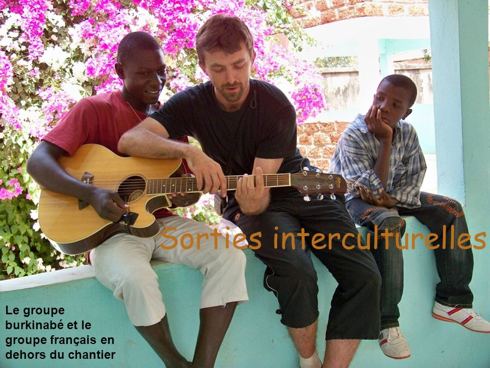 Sorties interculturelles