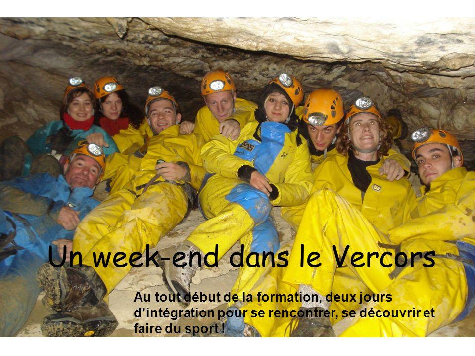 Un week-end dans le Vercors
