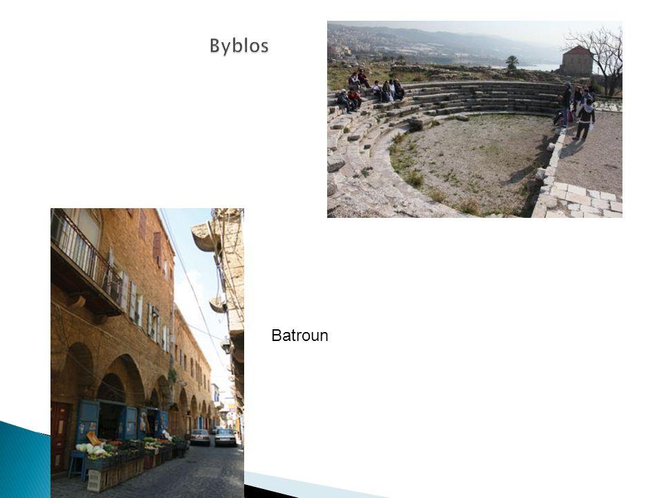Byblos Batroun
