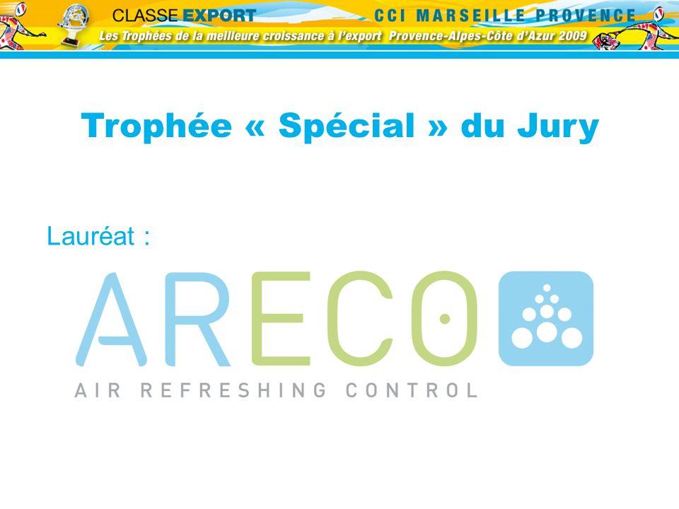 Trophée « Spécial » du Jury