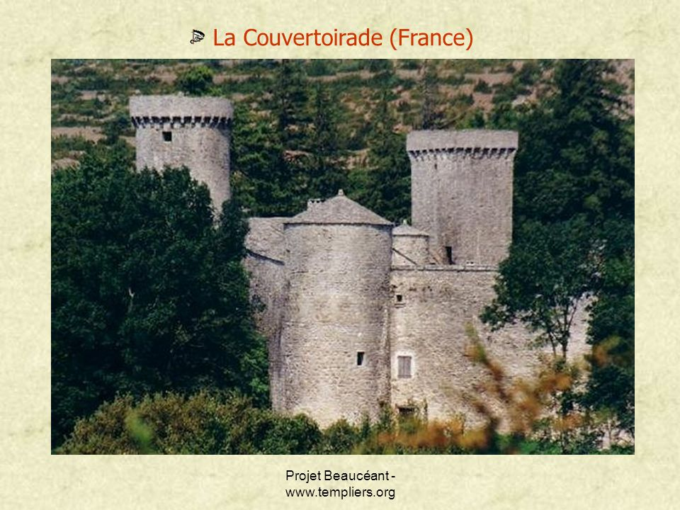 La Couvertoirade (France)