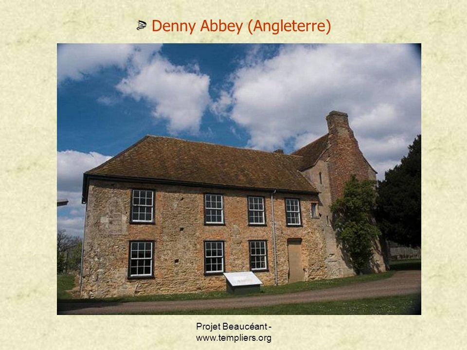 Denny Abbey (Angleterre)
