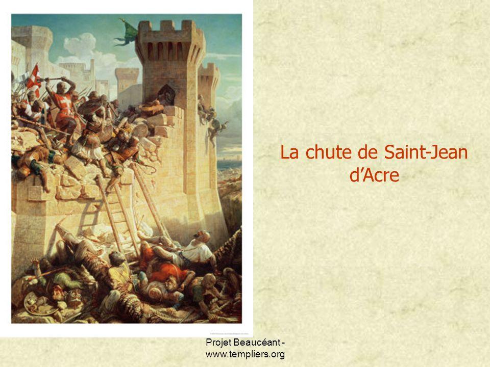La chute de Saint-Jean d'Acre