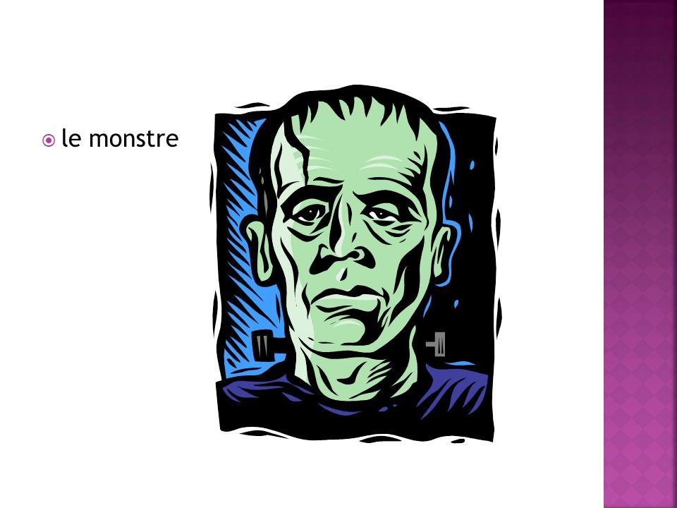 le monstre