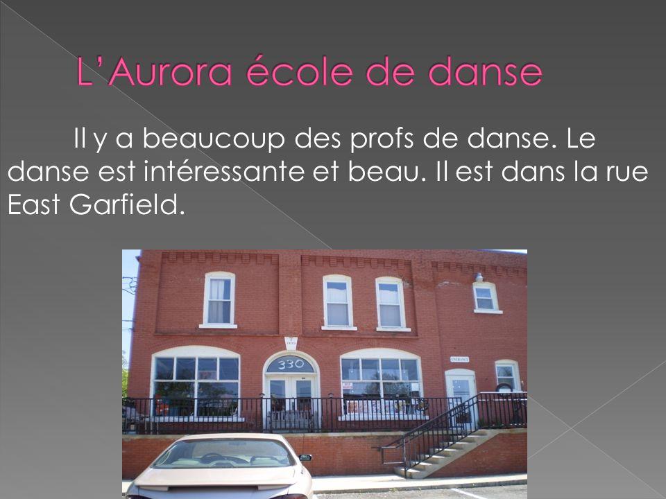 L'Aurora école de danse