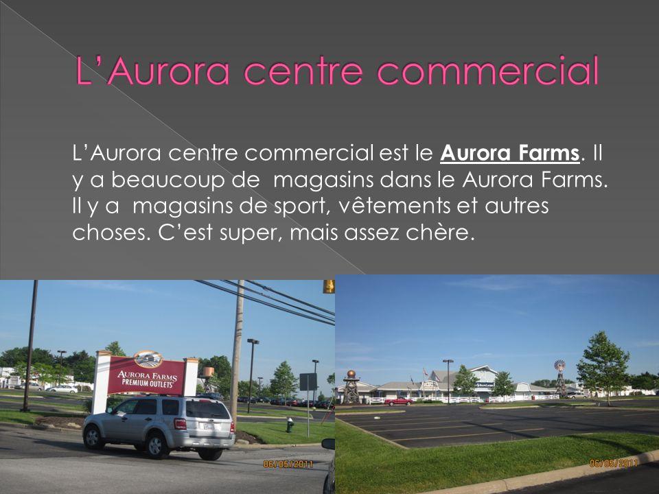 L'Aurora centre commercial