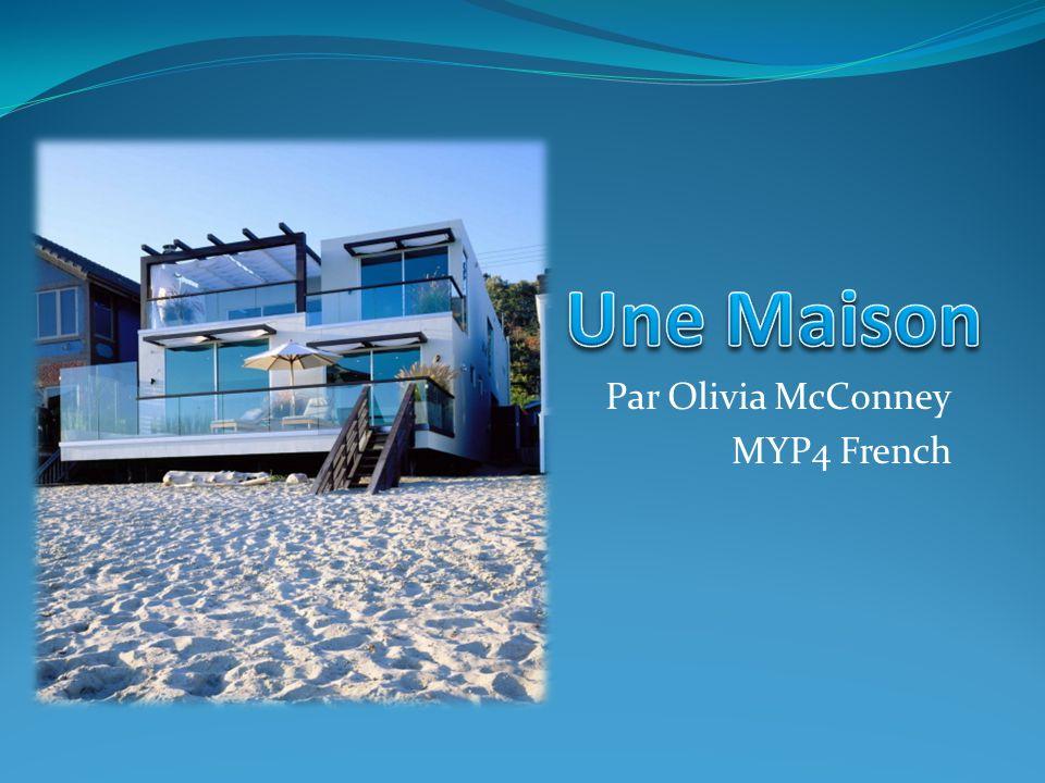 Par Olivia McConney MYP4 French