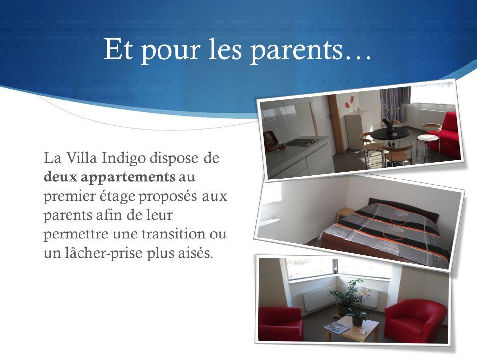 Et pour les parents…