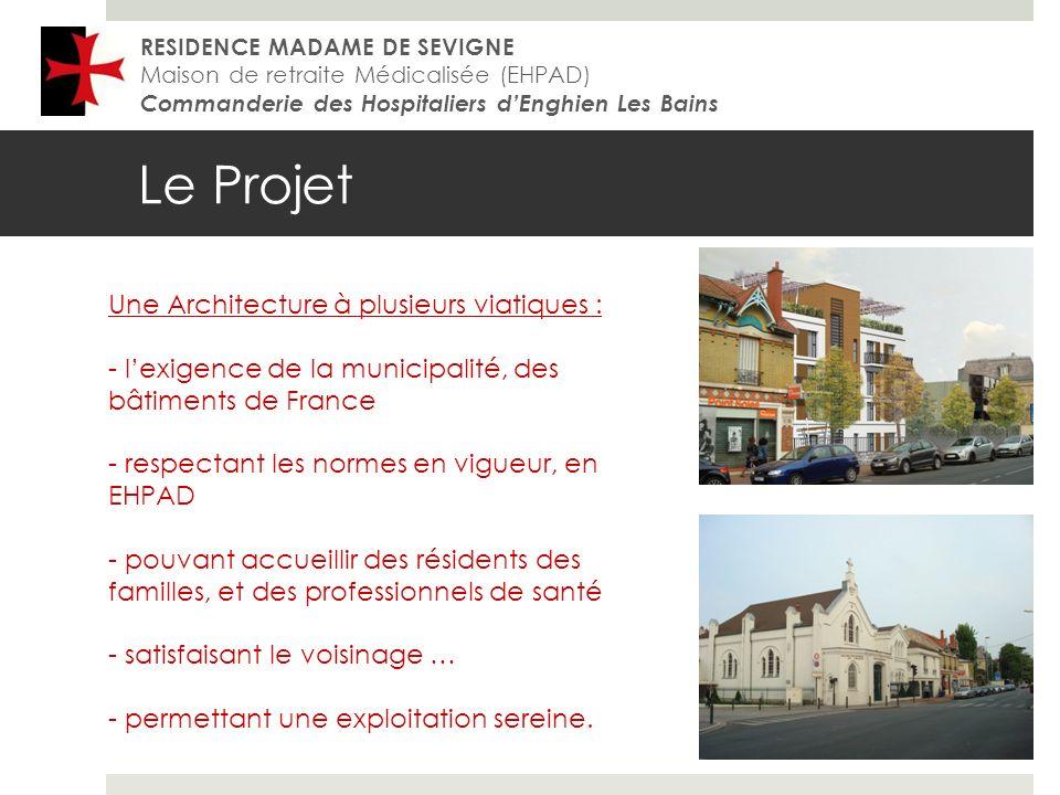 Le Projet Une Architecture à plusieurs viatiques :
